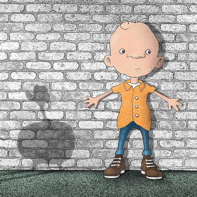 If it walks like a duck, and talks like a duck, find a good hiding place. #childrensbooks #picturebook #illustrator #artwork #kidsbooks #kidsbookstagram #booksforkids #authorsofinstagram