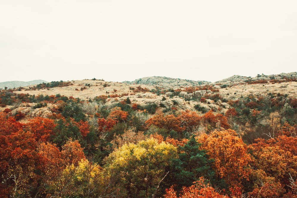 Wichita Mountains National Wildlife Refuge
