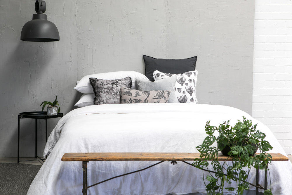 textured and minimal -