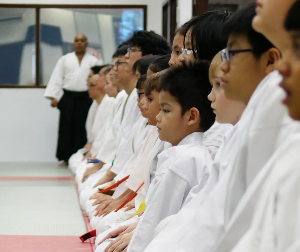 AIKIDO FOR KIDS   Foster focus, discipline, and respect and more in your child   Book a Free Trial Class Today