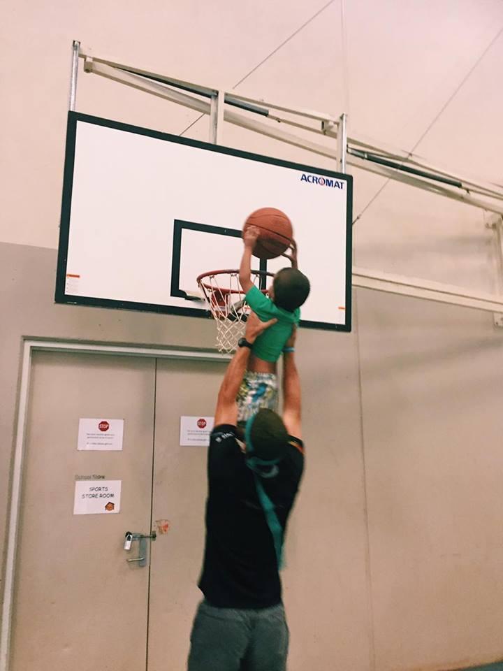 Reach for success - Basketball in the Pilbara.jpg