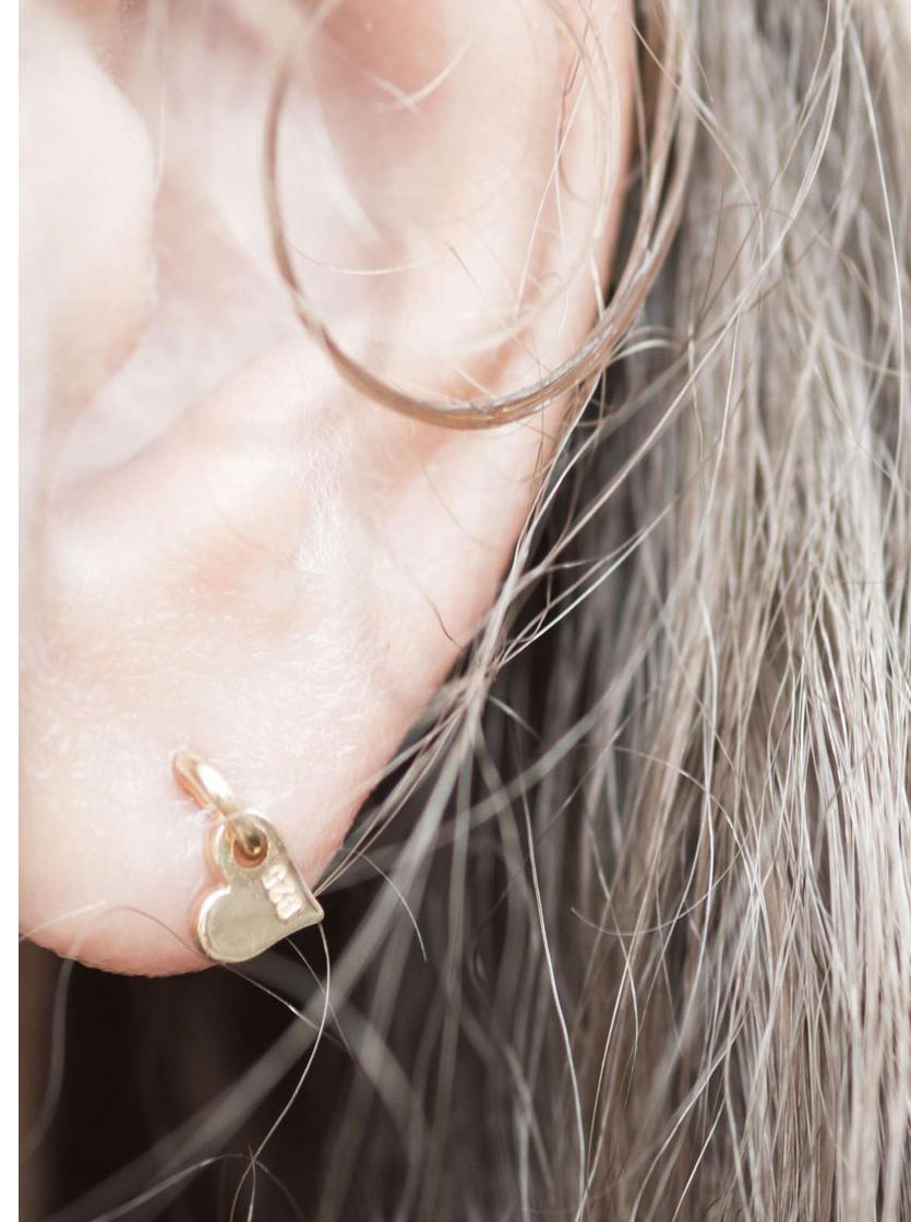 ATELIER EAR STUDS -