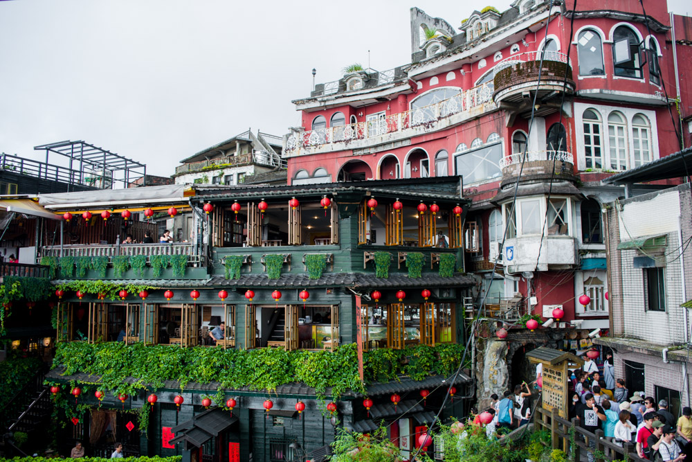 Jiufen, City of Dreams -