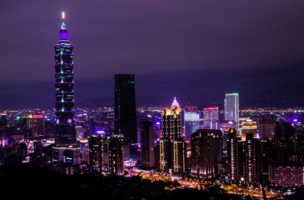 Guide to Taipei 101 -