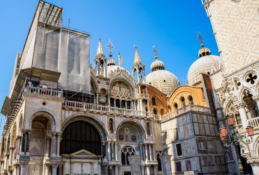 Italy, Vatican, Monte Carlo, and Nice -