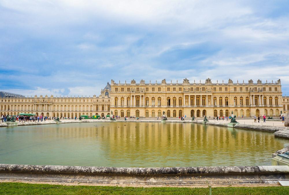 Paris and Avignon -