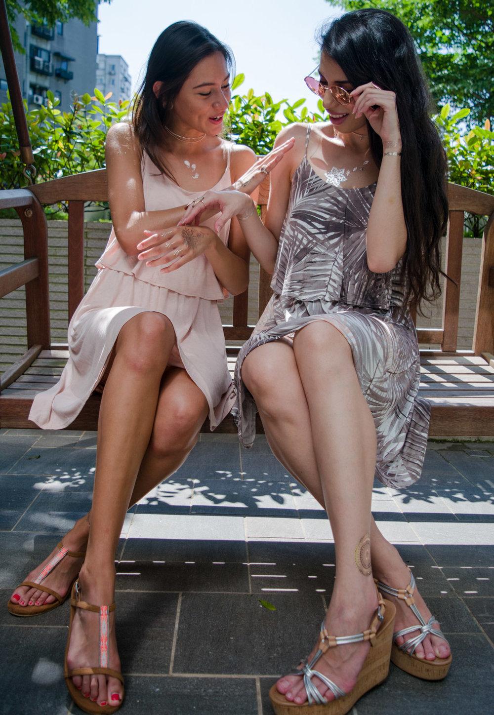 Tat Queen  -  Alejandra  &  Fran