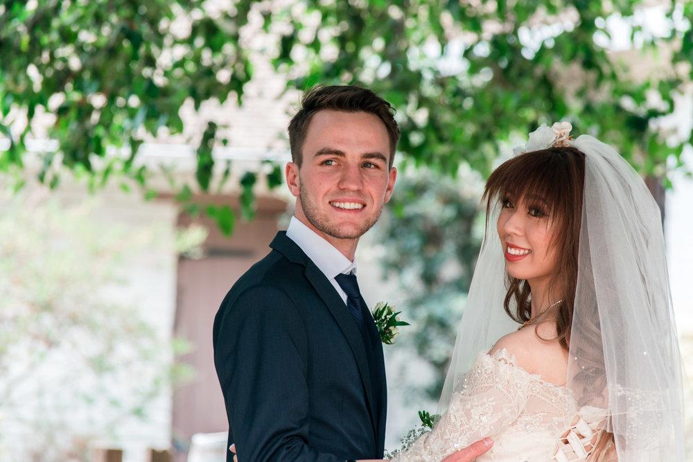 Esther and Yuriy's wedding