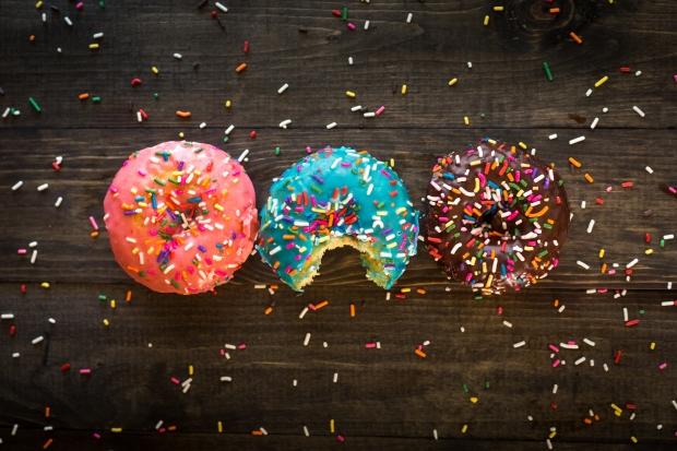 Fun fact: I do not like Donuts #donotlikedonuts.