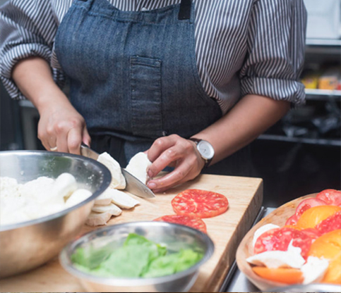 Intelligence - Our culinary coursework transforms the kitchen into a center for health and longevity.