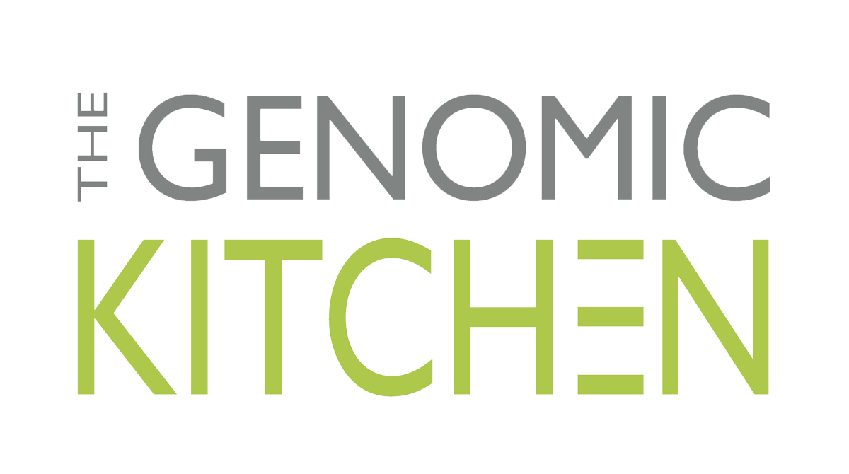 The Genomic Kitchen