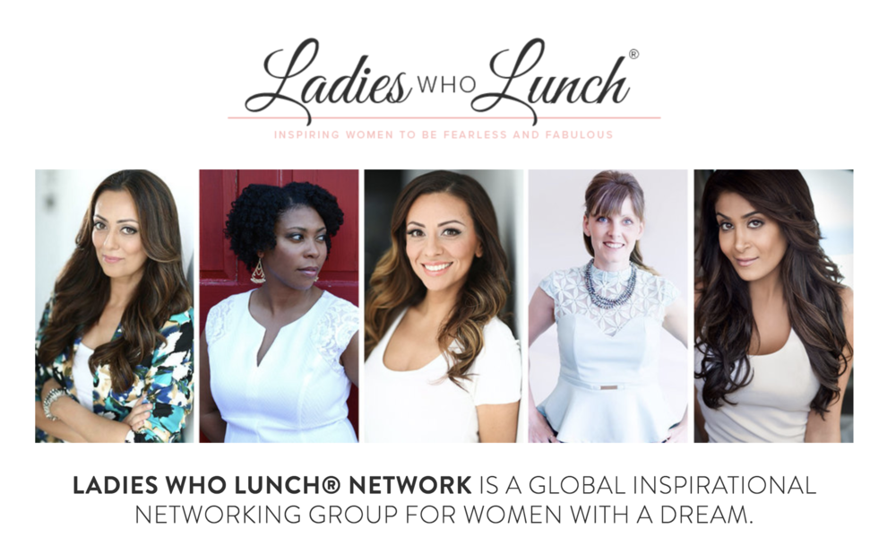 Ladies Who Lunch Network