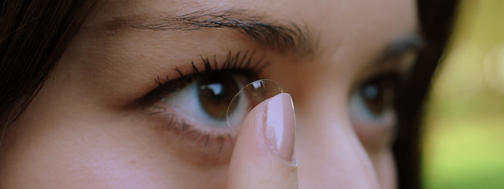 All kinds of contact lenses
