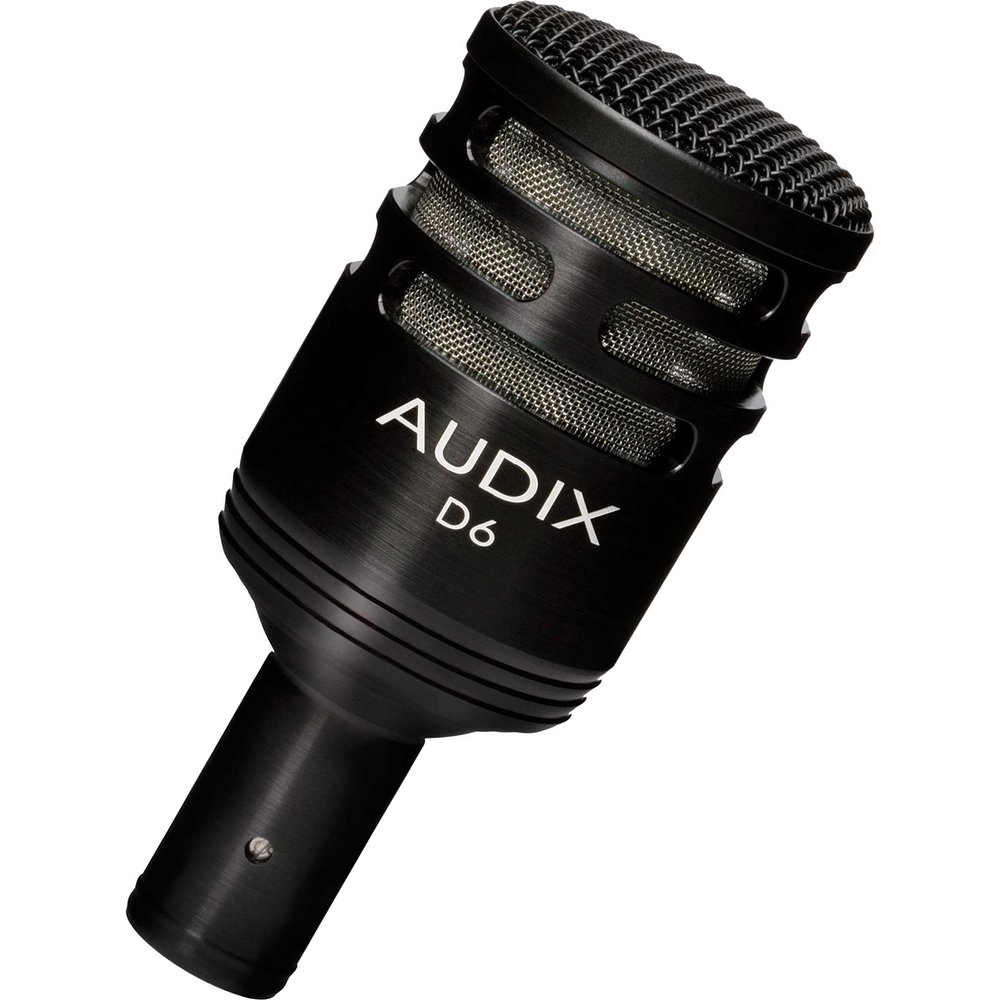 Audix D6 :: Kick Drum Mic