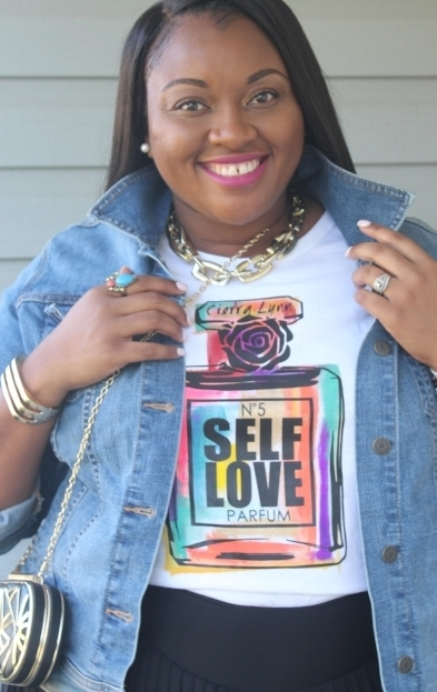 self love tshirt