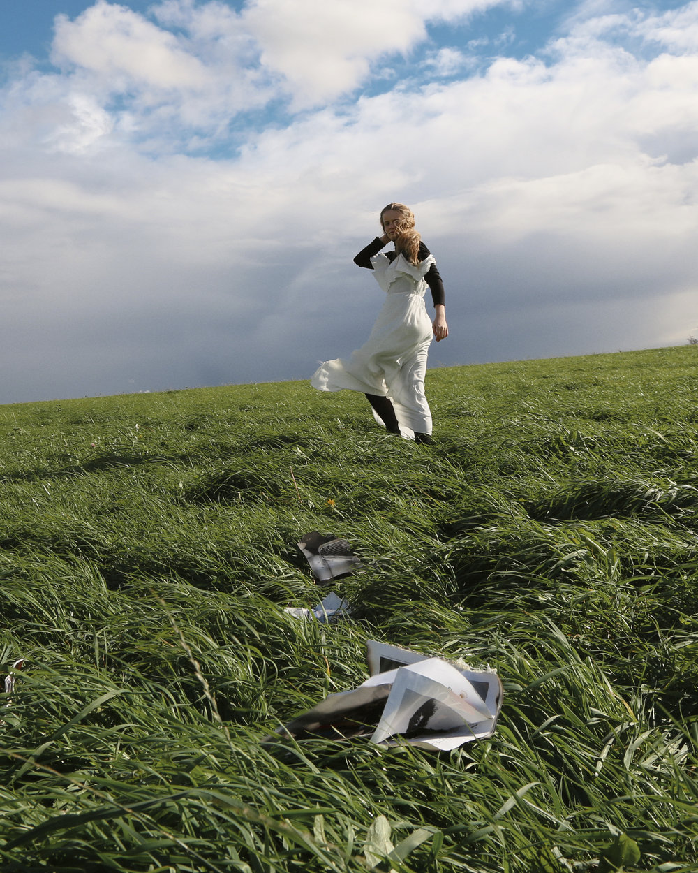 Dress - BATIK Turtleneck - COS Tights - CALZEDONIA Boots - DR. MARTENS