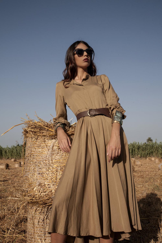 Total looks: Dvega / sunglasses: multiopticas /brazalete : Laura Luján