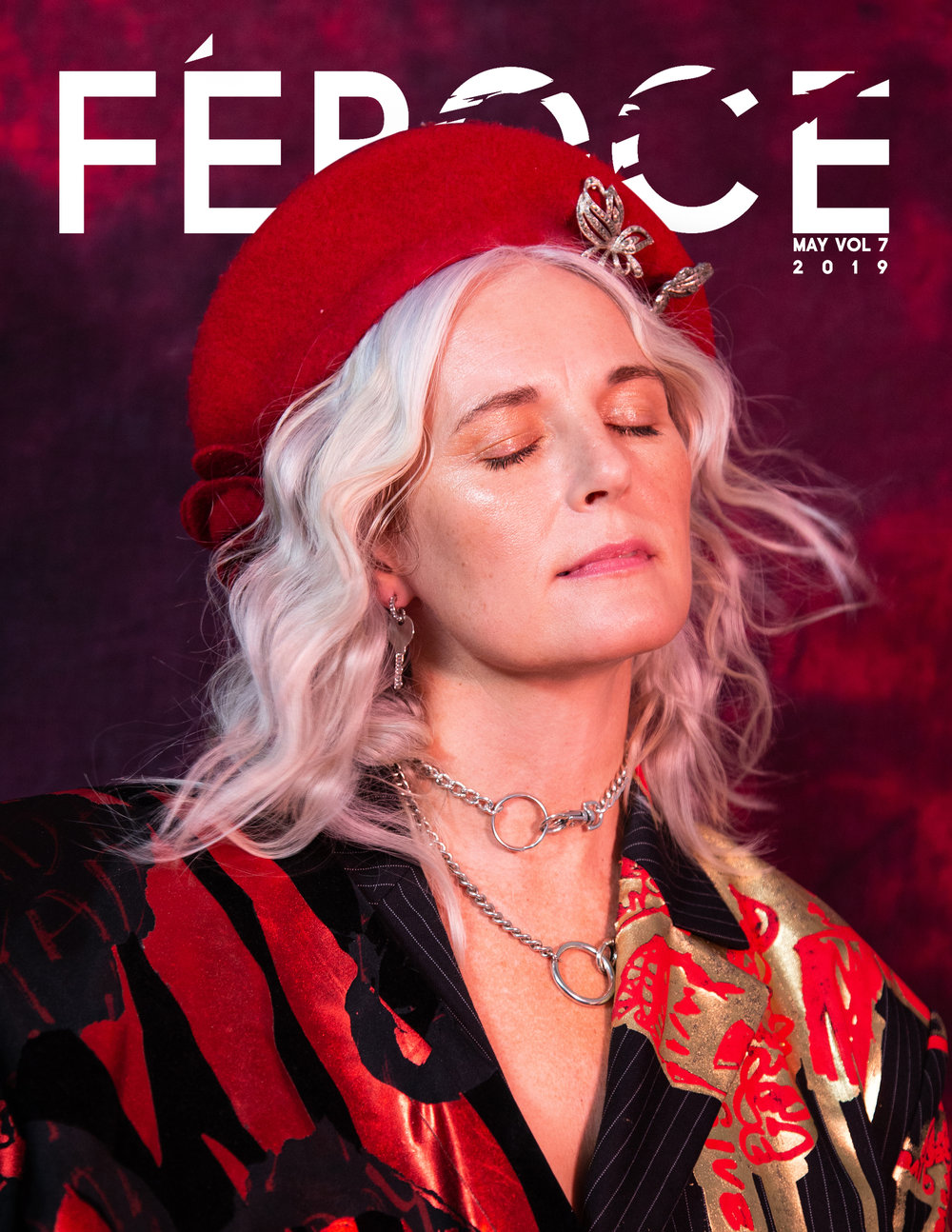MAY VOL 7 2019 — Féroce Magazine
