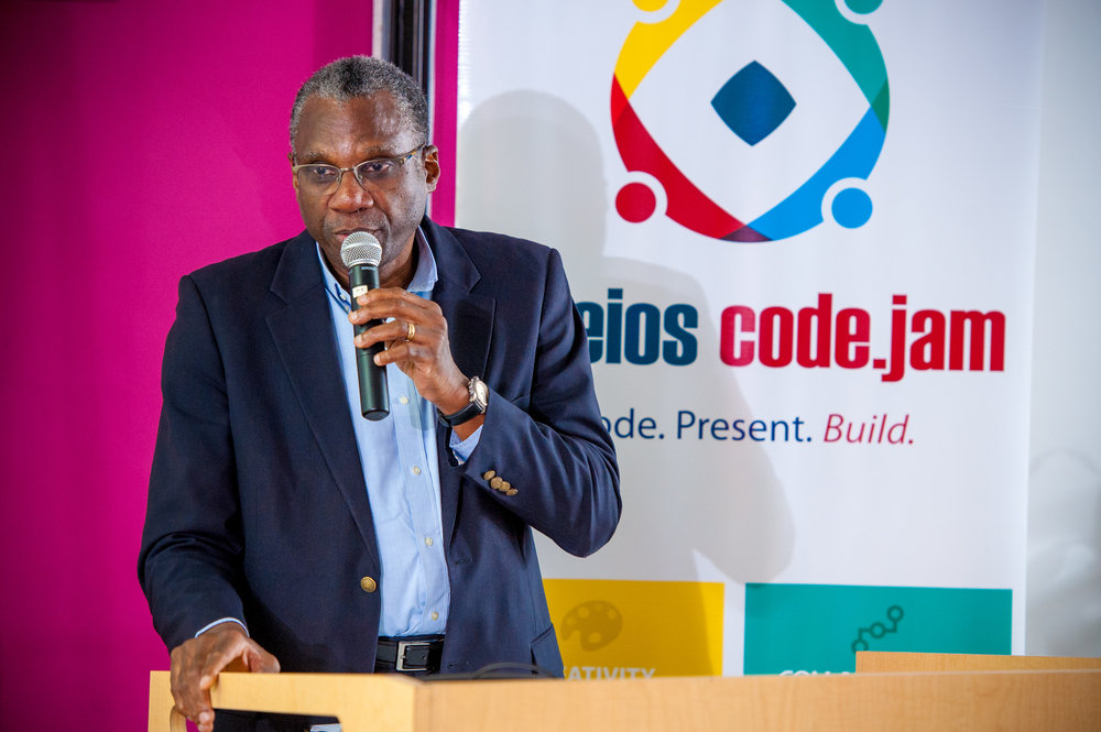 Dr. Terrence Farrell   delivers feature address at TCJ 2017 Launch