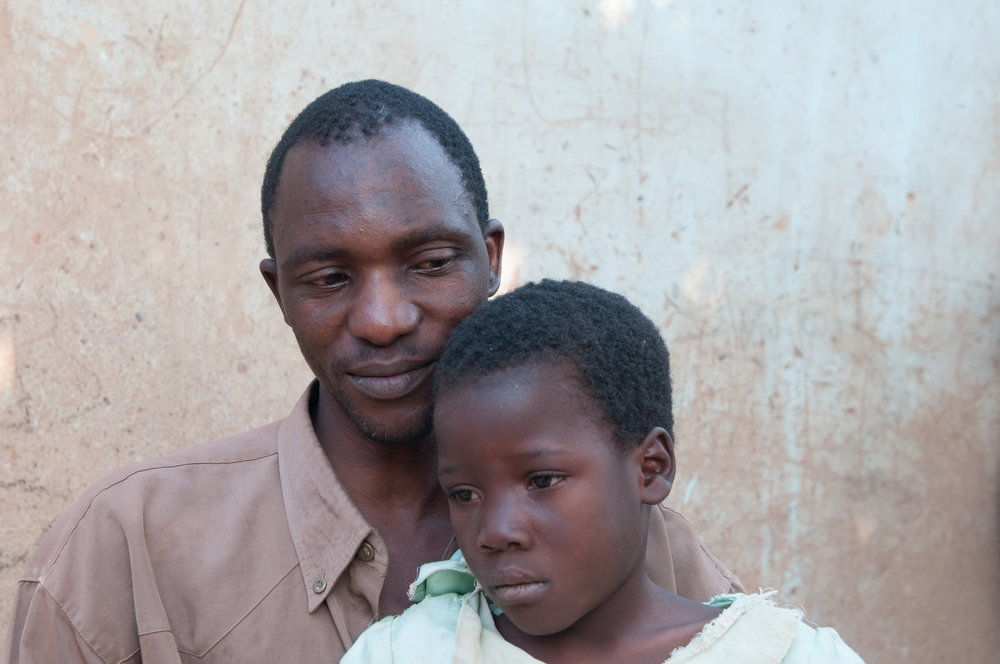 Seven-year-old Bertha from Zambia has severe breathing problems because of gas emissions from a copper smelting plant owned by a UK-listed company.