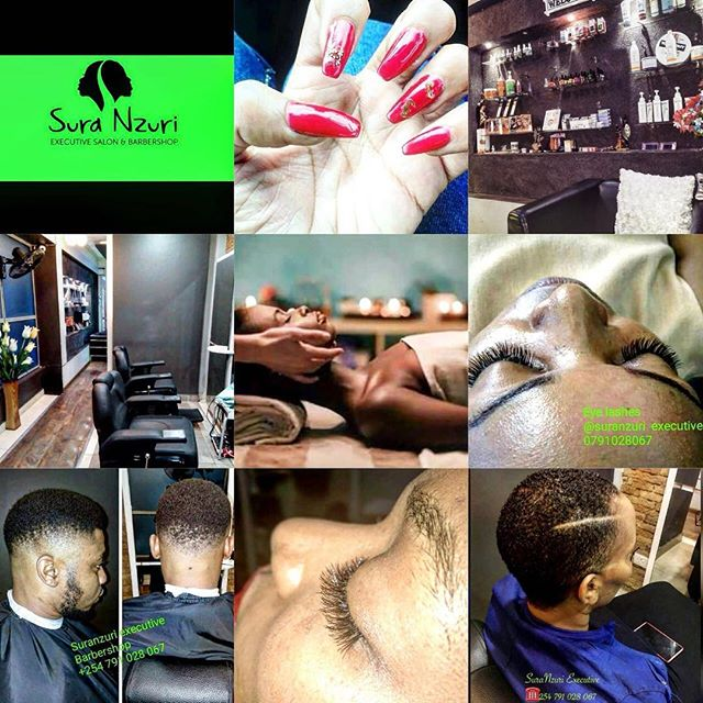 Have you heard of @suranzuri located at Elysee Plaza Kilimani Road  Eid Mubarak!! Did you know our Eid offers are ongoing as we are taking 15% off on all services, Why miss the opportunity?  N:B Offer ends Friday evening (Eid Day) Find Us at Elysee Plaza,1st Floor, Adams Arcade, Kilimani Road For more info Call us on ☎️+254 791 028 067