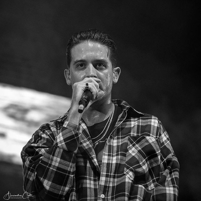 @G_Eazy at the O2 Academy. . Shot for Sony Music Entertainment. . . . . . #GEazy #BeautifulandDamned #MusicPhotographer #ConcertPhotography #HTBARP