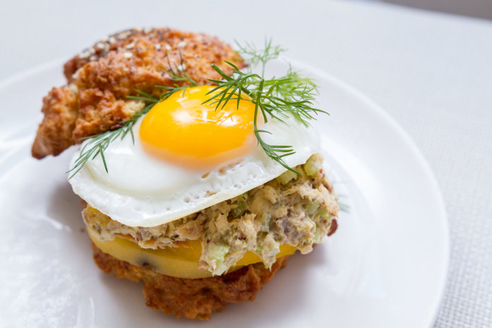 Brooklyn Magazine: Meet Egg Shop's Mouthwatering, Reimagined Breakfast Sandwich