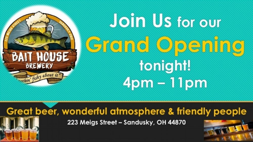 Grand Opening - August 3, 2018 ~ Come Join Us!!