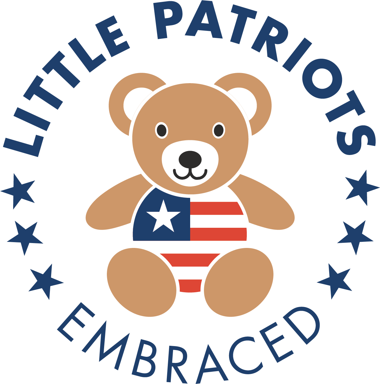 Little Patriots Embraced