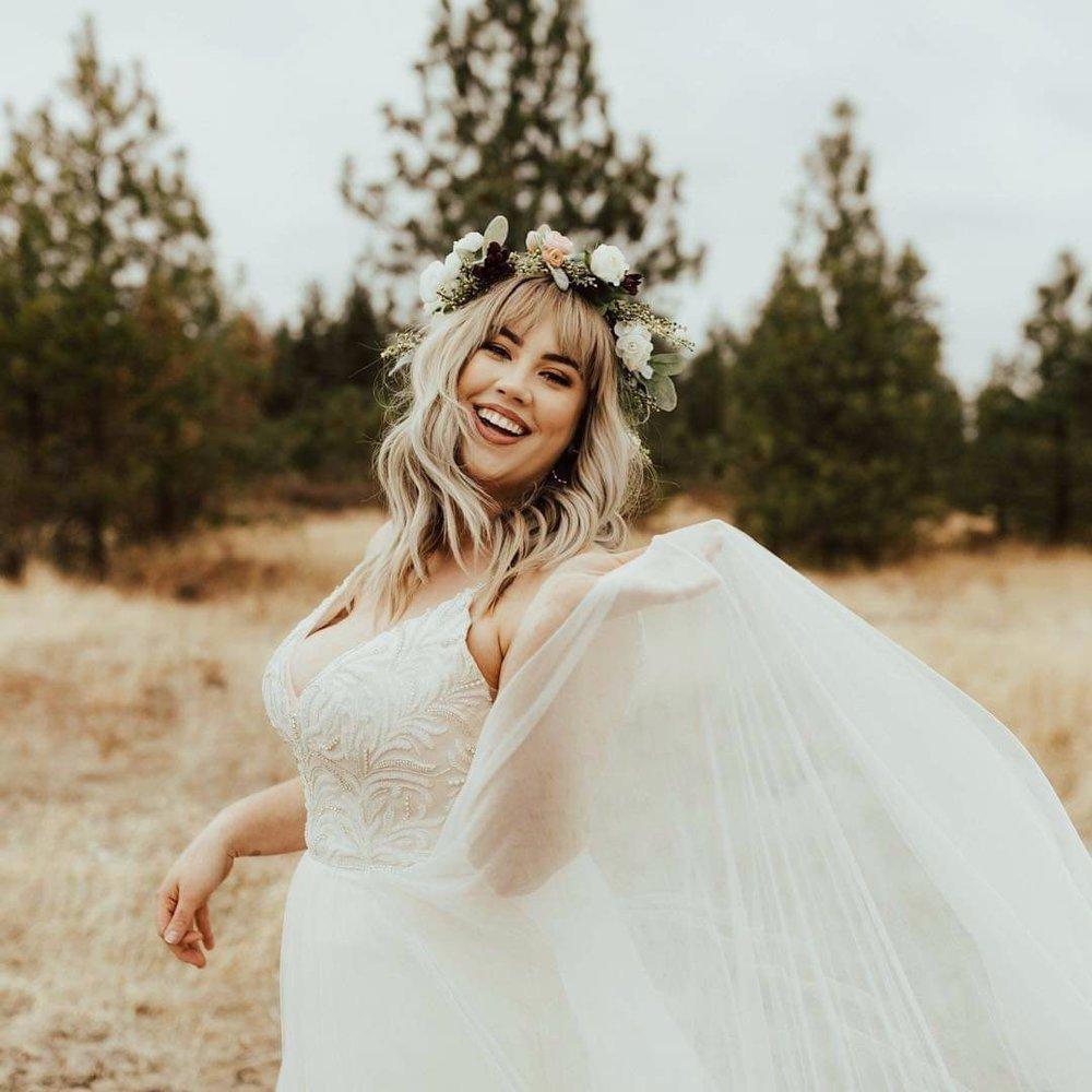 natalie Annas - Believe Bride, Spokane, WA