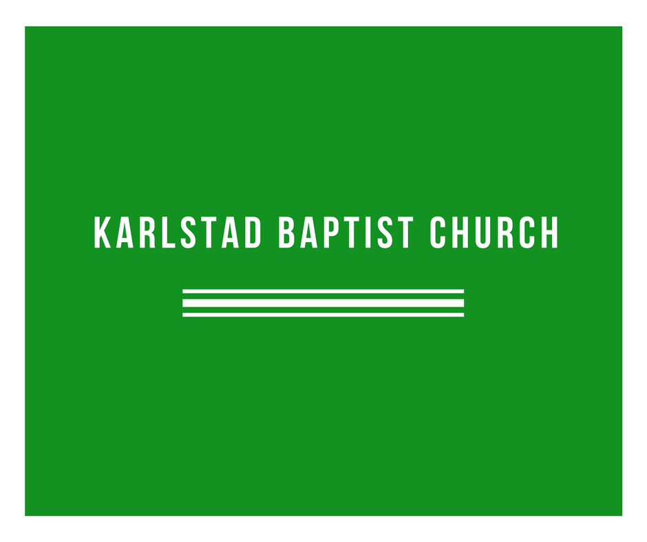 Karlstad Baptist Church - Karlstad Baptist Church is located towards the north part of Karlstad - just south of Moose Park.Church Number: 218-436-2444Address: PO Box 257, Karlstad, MN 56732Pastor: Barry Durkee