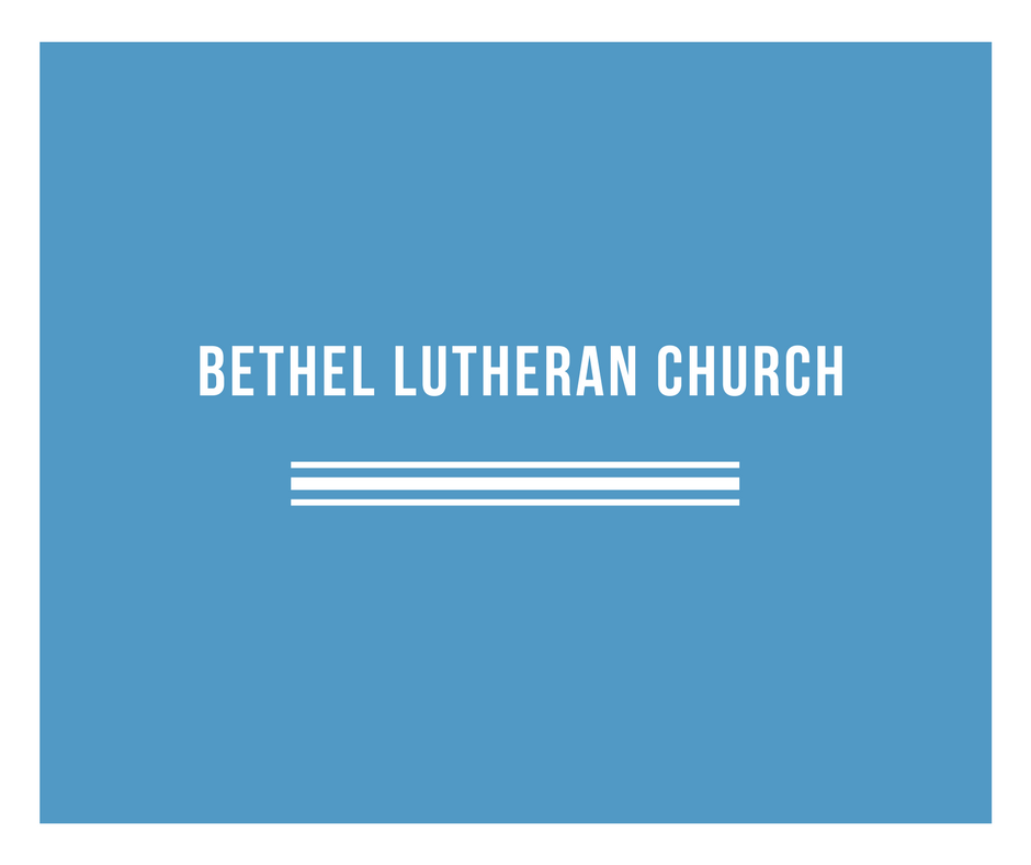 Bethel Lutheran Church - Address: 704 Main Street S, Karlstad, MN 56732
