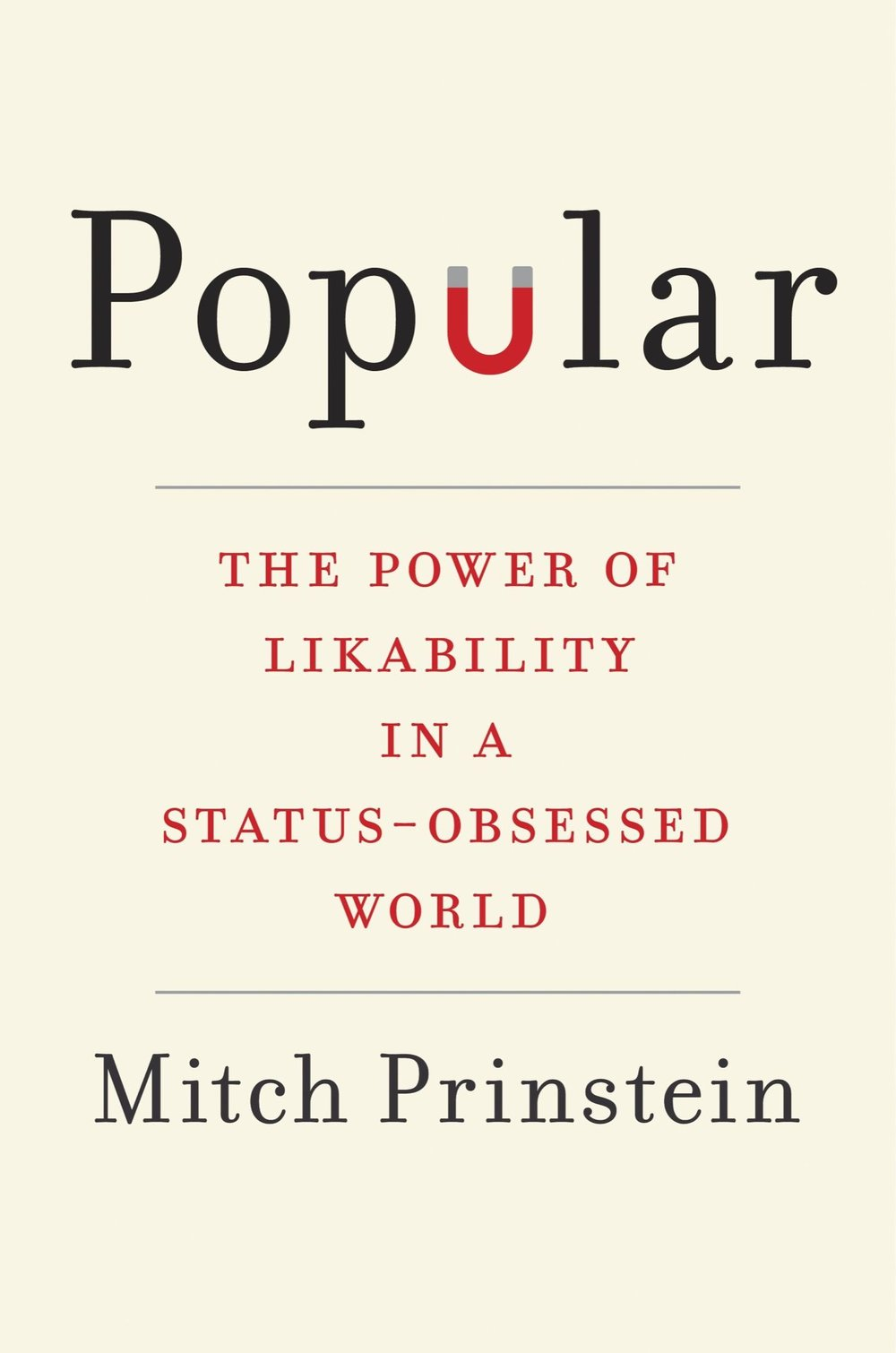 Popular - by Mitch Prinstein
