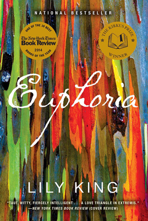 euphoria - by Lily King