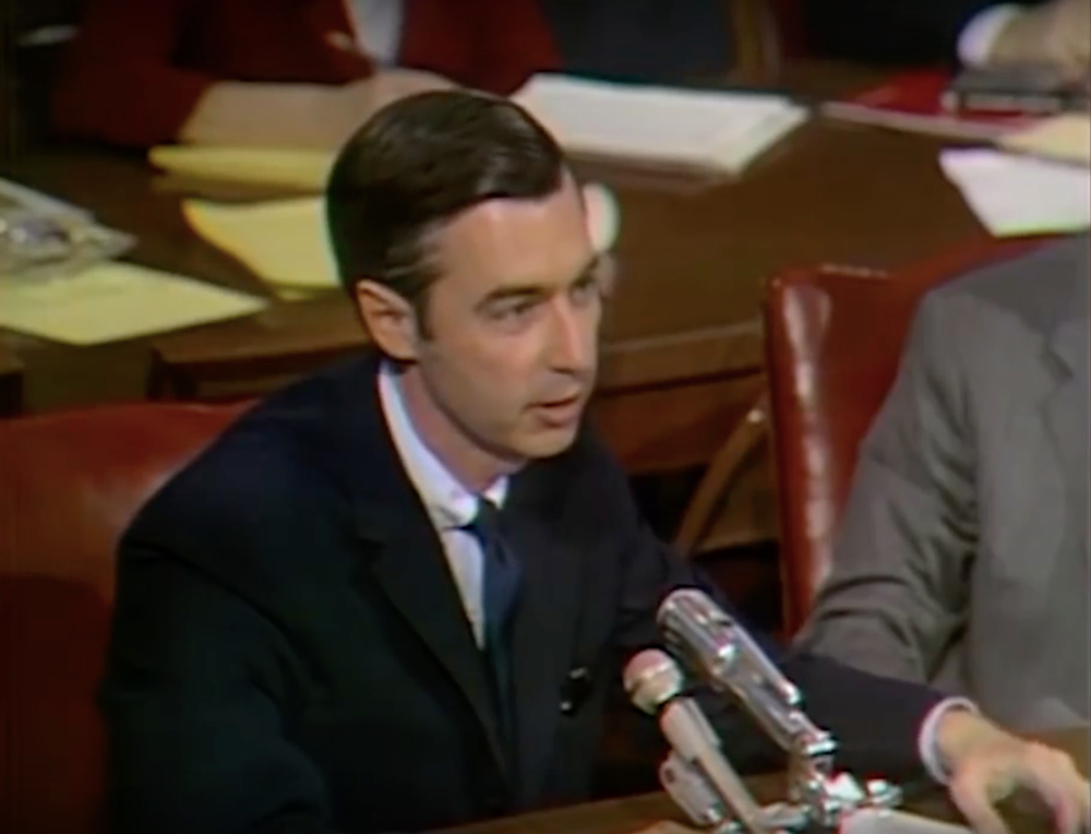 Mr Rogers & the Power of persuasion - by Yellow Bear Films