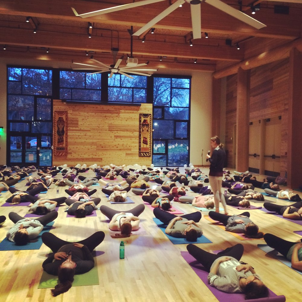 NW Corporate Yoga℠ Special Event