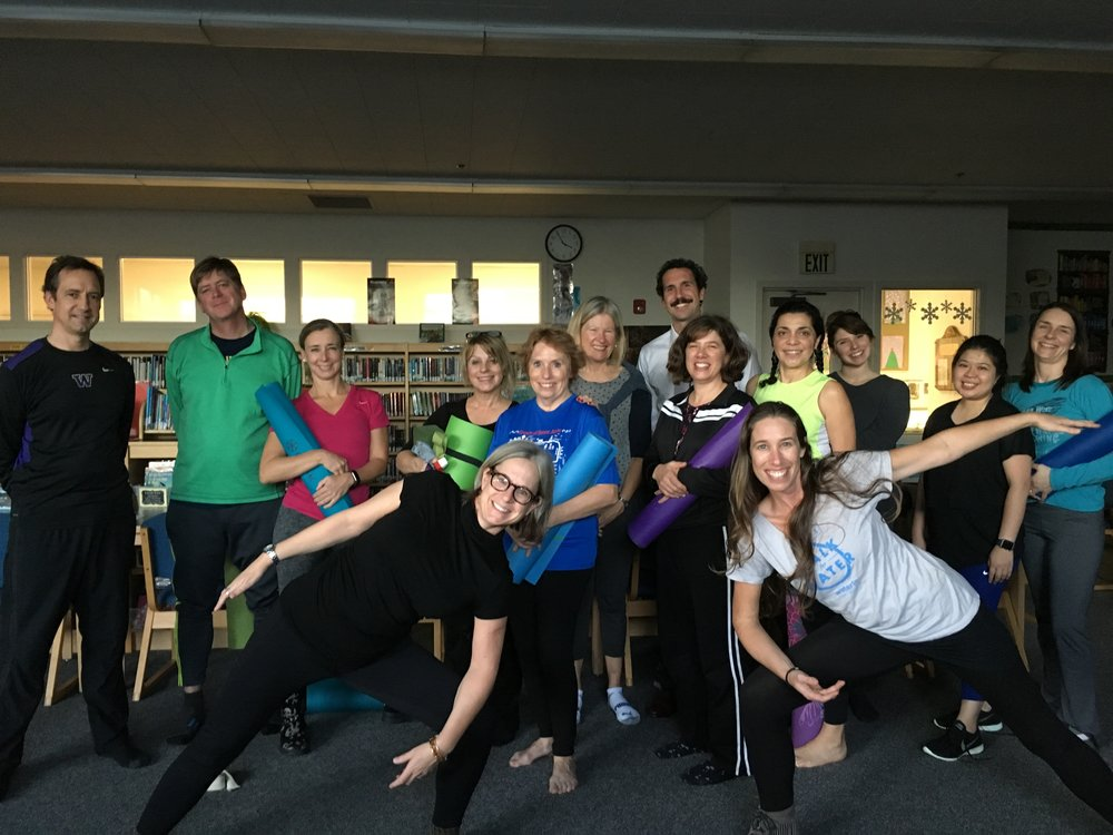 Wellness Classes - Choose from a variety of different types of classes, such as hatha, vinyasa, or HIIT, to help reinvigorate, motivate, and encourage your employees for the work day. (Bonus: You can choose to incorporate motivational themes or aromatherapy in your classes!)