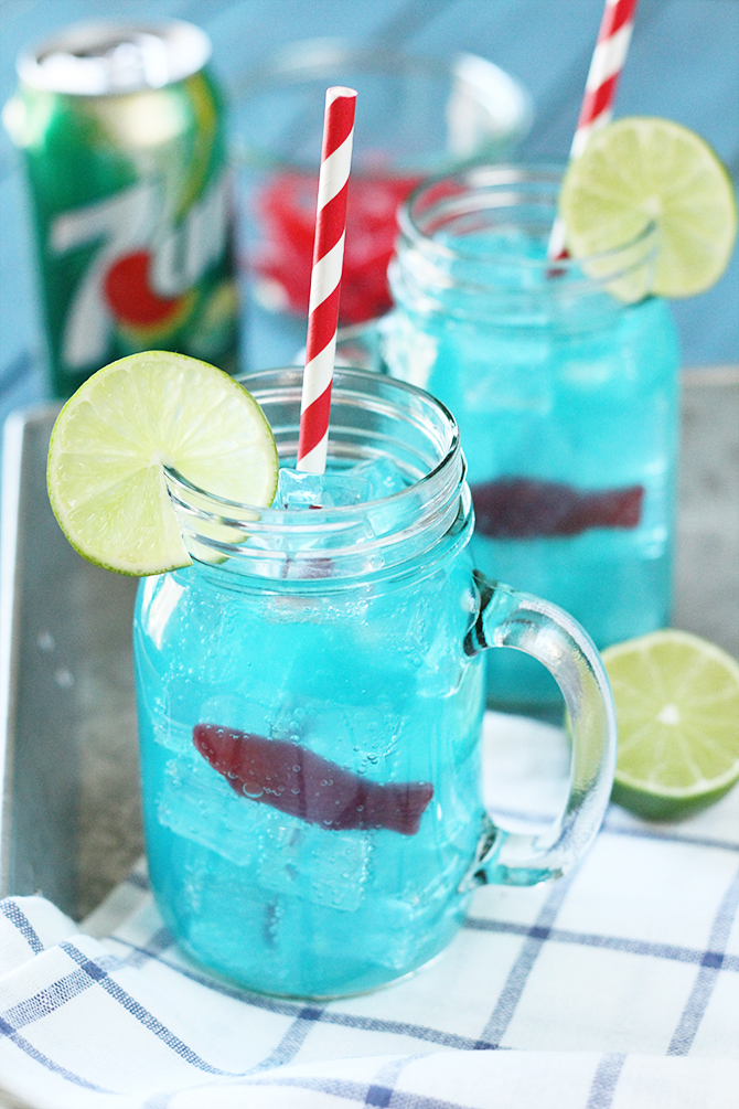 7UP SEA WATER