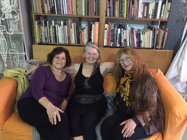 being visited by good friends and making personal connections_Janice_Everett_studio.JPG