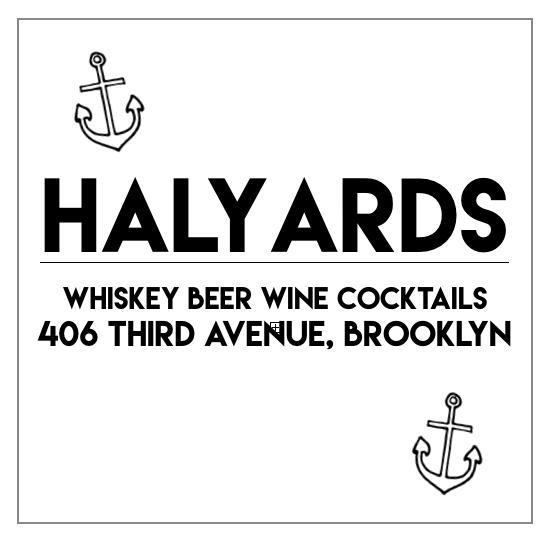 Halyards Bar