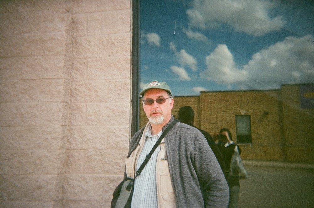 Dad, Wall, South Dakota