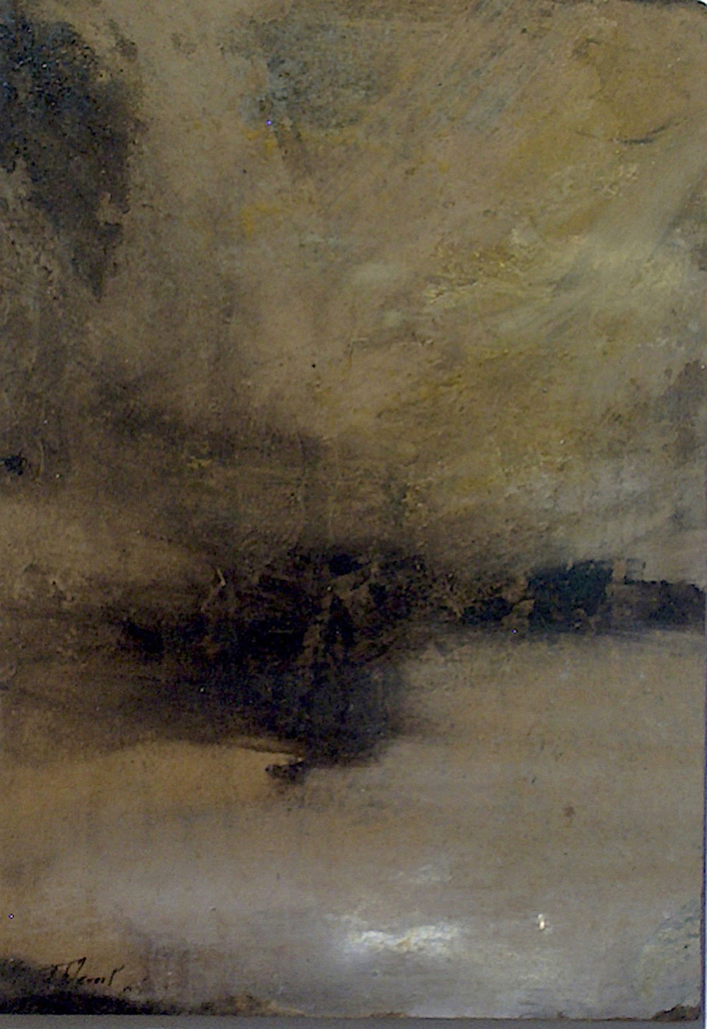 Paysage de Boudry