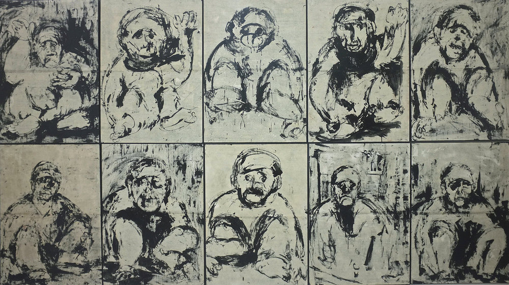 Des gorilles et des hommes