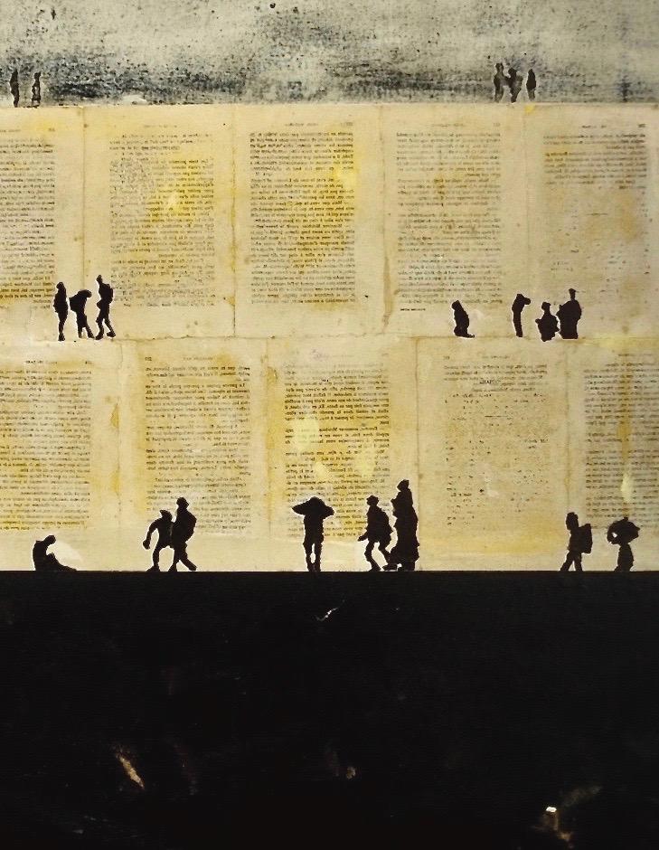 Murs et écritures, 2017