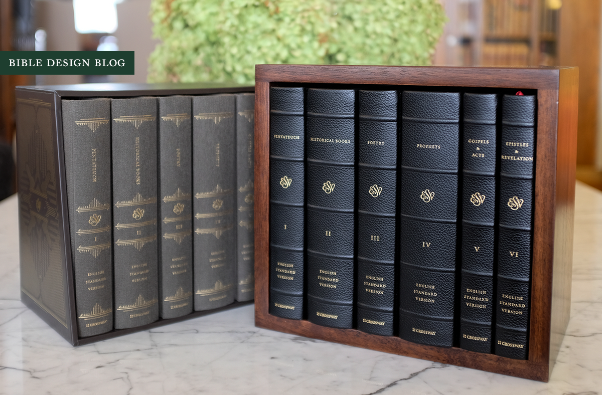 The ESV Reader's Bible, Six-Volume Set<br>Part 1: Simply Beautiful