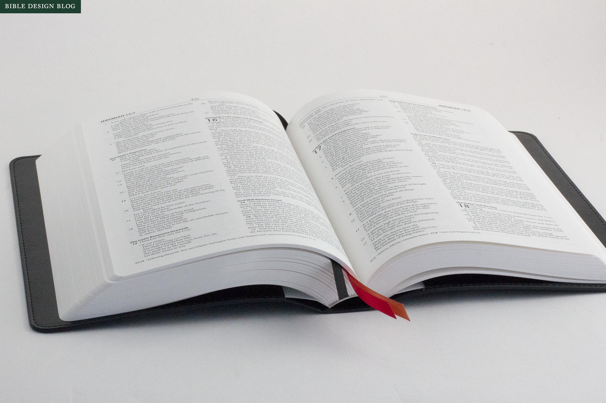 The Waterproof Bible — Bible Design Blog
