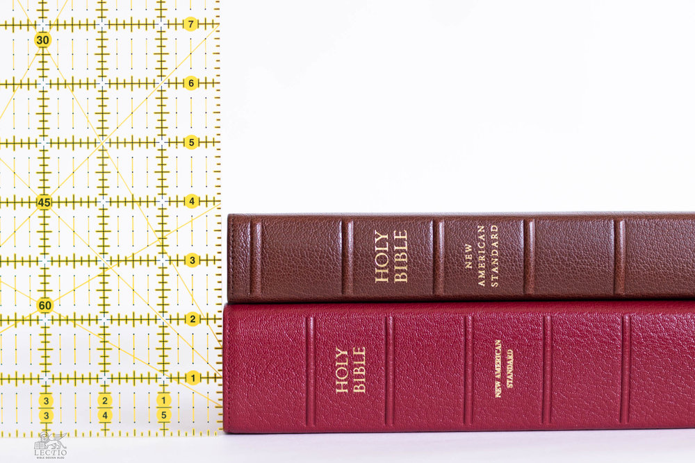 Through Thick Thin The Myth Busting Quentel Thinline Bible