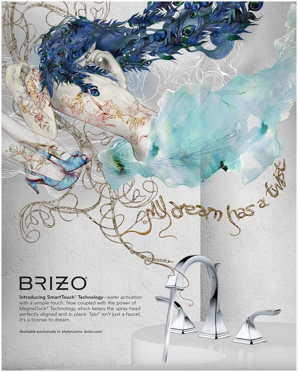 Dorable Brizo Virage Faucet Composition - Faucet Products ...