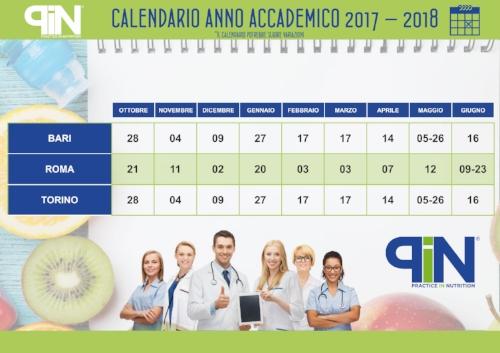 calendario PIN