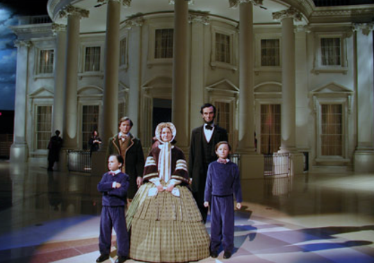 Picture courtesy of Abraham Lincoln Presidential Museum website